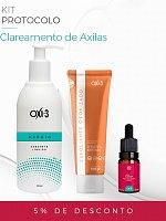 KIT PROTOCOLO CLAREAMENTO |  AXILAS
